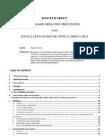 Sample Standard Operating Procedures