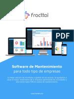 Sofware de mantenimiento Fracttal