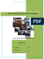 Third Party Logistics Final Report
