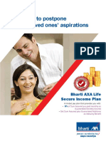 Secure Income Plan