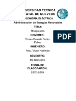 Preguntas de Riesgo País y porcentaje actual en el Ecuador