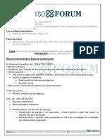 Recursos_Daniel Assumpção_Aula 14 - Recurso Especial_ Extraordinário_ ROC_ Embargos de Divergência