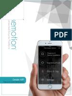 Dealer APP Manual (ES V1.0)