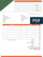 Invoice 1-25-2019