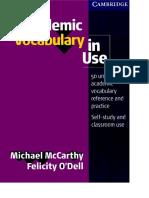 Vocabulary 50 Units