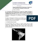 Congreso de Patología, Recuperación de Estructuras