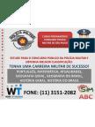 CONCURSO POLÍCIA MILITAR DO ESTADO DE SÃO PAULO 2010 - SOLDADO MASCULINO