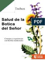 Salud de La Botica Del Senor - Maria Treben