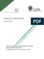 ANalisis Financiero Geo