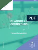 eBook Cláusulas Contratuais TBJuris