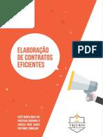 eBook Elaboração de Contratos Eficientes TBJuris