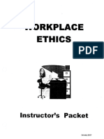 11 Workplace Ethics