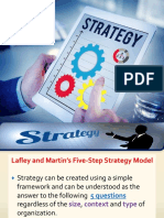 Strategic Analysis Ppt