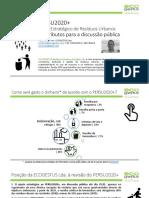 Consulta ECOGESTUS PERSU2020+ Plano Estratégico de Resíduos  João Vaz