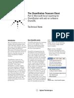 ChemStation Treasure Chest 3 5989-7152EN