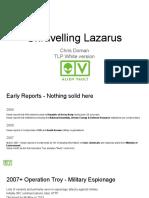 Lazarus Talk - TLP White