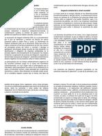 Impacto de La Contaminación