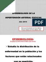 Epidemiologia HTA Taller 1, 2015