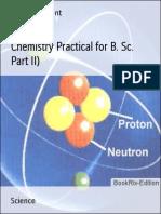 Dr Deepak Pant Chemistry Practical for b Sc Part II