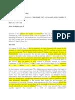1. Lim Jr. vs. Lazaro