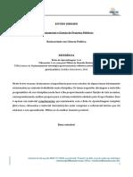 Planejamento e Gestão de Projetos Públicos 07