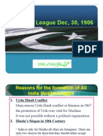 ALL INDIA MUSLIM LEAGUE