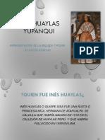 Inés Huaylas Yupanqui