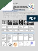 shizah ahmed - atomic theory activity - google docs
