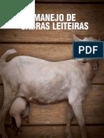 Manual de Cabras Leiteiras