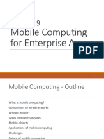 Chapter 9 Mobile Computing for Enterprise Apps