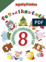 Bagolyfioka 8karacsonyi Foglalkoztzato Lap11