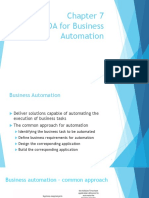 Chapter 7 SOA for Business Automation