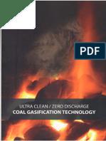 Coal Gasifier Brochure