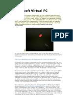 Tutorial - Microsoft Virtual PC 01
