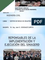 04_reponsables de La Impl y Ejecuc Del Sinagerd