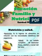 NUTRICIÓN Y SALUD EN LA ETAPA ESCOLAR