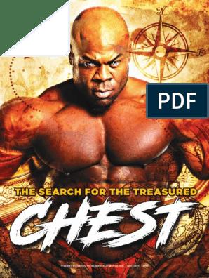 Kai Greene Chest Ebook