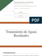 TESIS Tratamiento de Aguas Residuales
