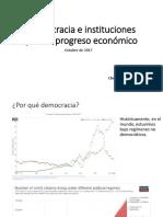 FND - Democracia e Instituciones Para El Progreso Económico (1)