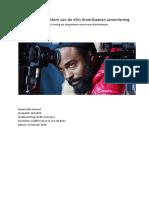 onderzoeksrapportage  julio accord blackcinema als stem van de afro amerikaanse samenleving 16012019