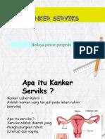 CA Serviks Pancar Ppt