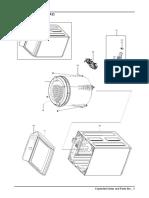 Wa48h7400aw a2 v2 Ev- Parts List