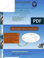 Metodos Clasicos o Geometricos