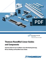 THOMSON linear guides