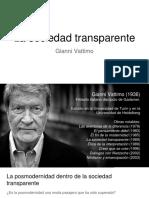 La Sociedad Transparente