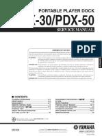 YAMAHA+PDX-50