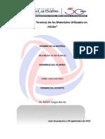 Tarea 2 Propiedades Termicas de los misiles