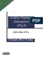 [ UOC /  NARRATIVA INTERACTIVA] - PAC 3 - Rubén Mejias Alonso