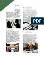 10 Problemas Que Afectan a Guatemala