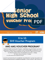 1 DepED SHS Voucher Program